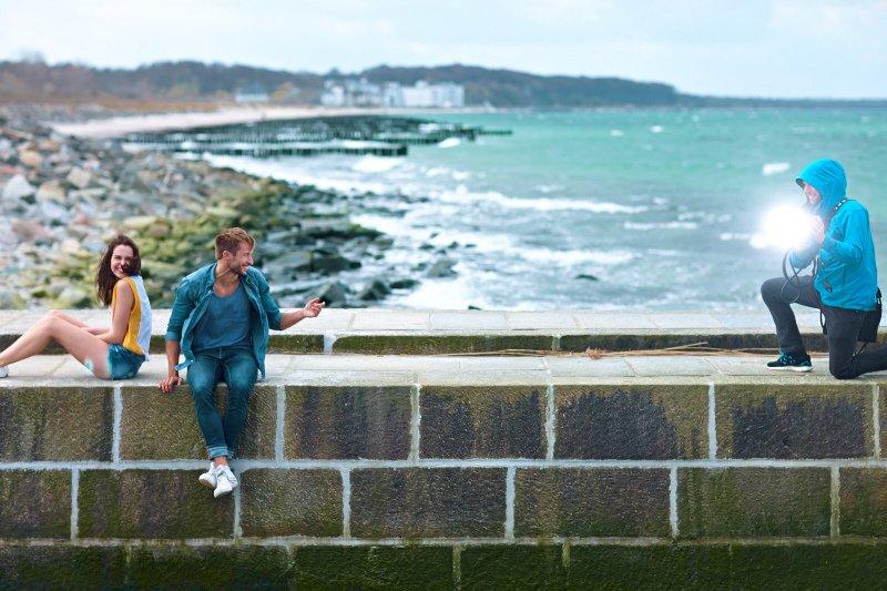 Lifestyle Fotografie an der Ostsee