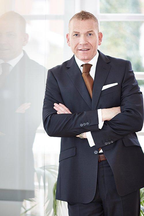 Geschäftsführer Portrait
