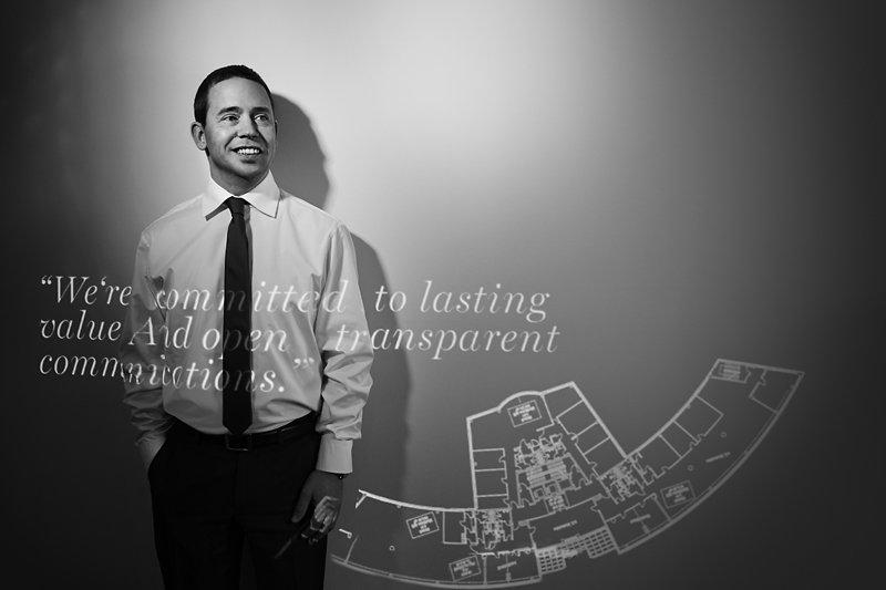 Vorstand Portrait