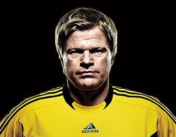 Werbefotograf Frankfurt Oliver Kahn Celebrity Werbung Portrait