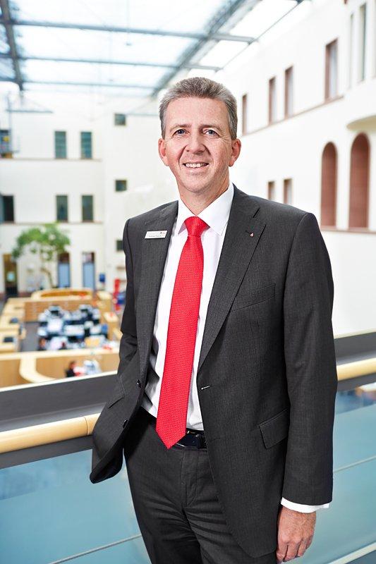 Vorstand Portrait Foto Naspa