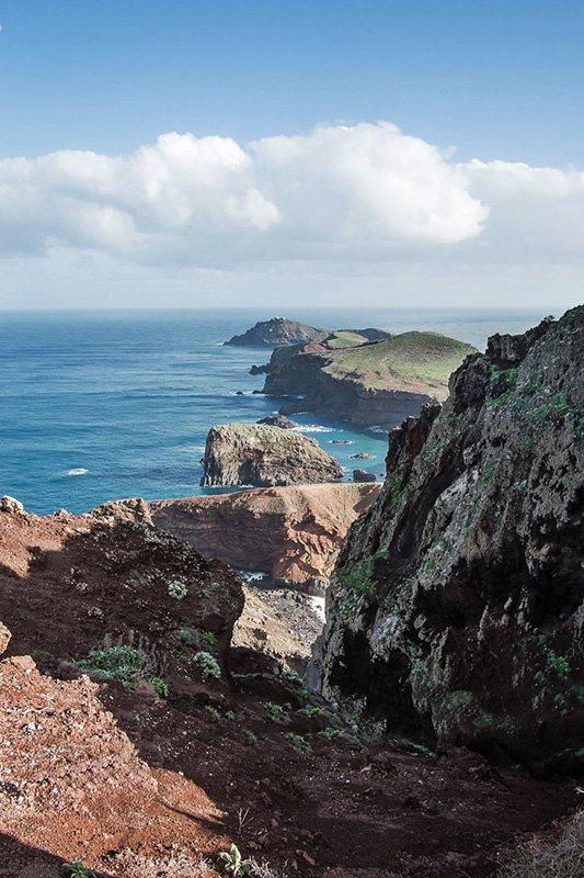 Fotografie in Madeira