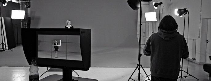 Arbeitsnachweis Fotoproduktion - making of