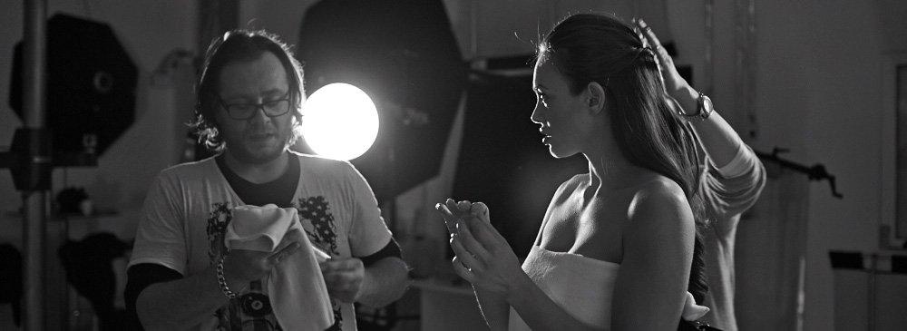 Making of einer Fotoproduktion