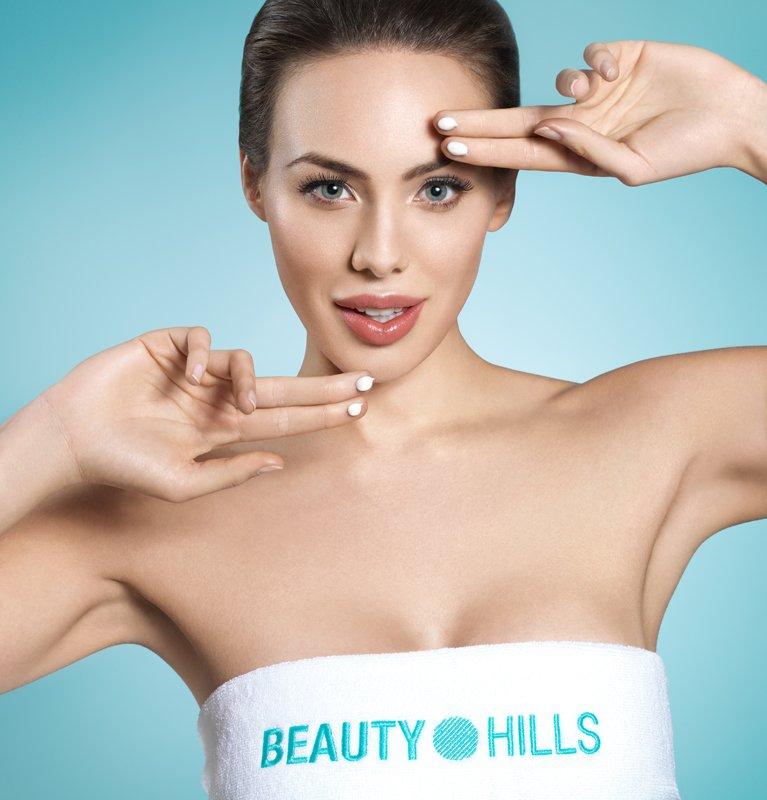 Beauty Fotografie für Beauty Hills