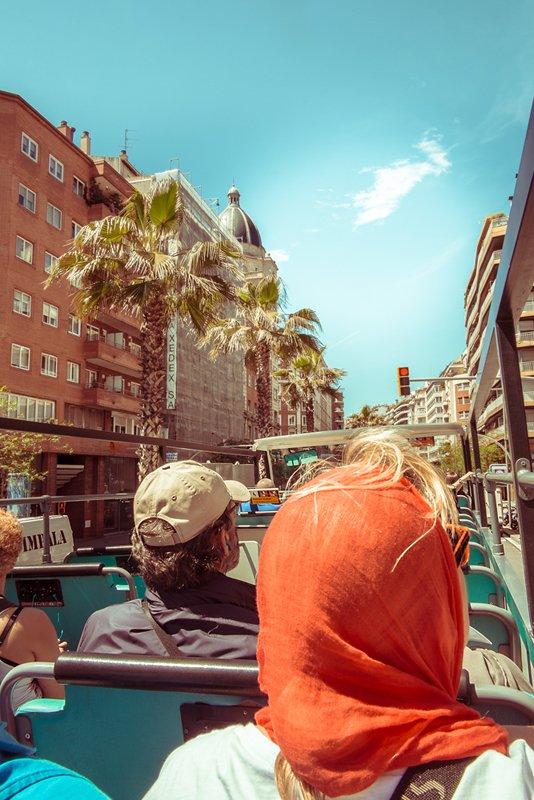 Werbefotograf auf Tour - Barcelona