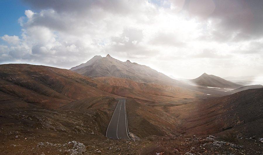 Landscape aus Fuerteventura