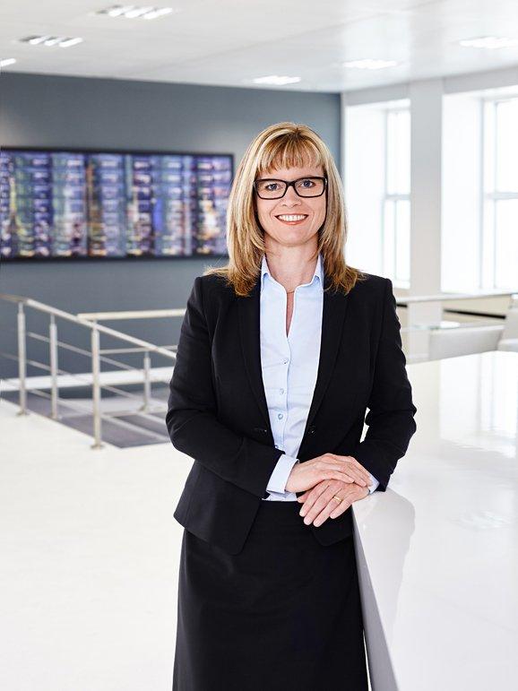 Vorstand und Management Portrait