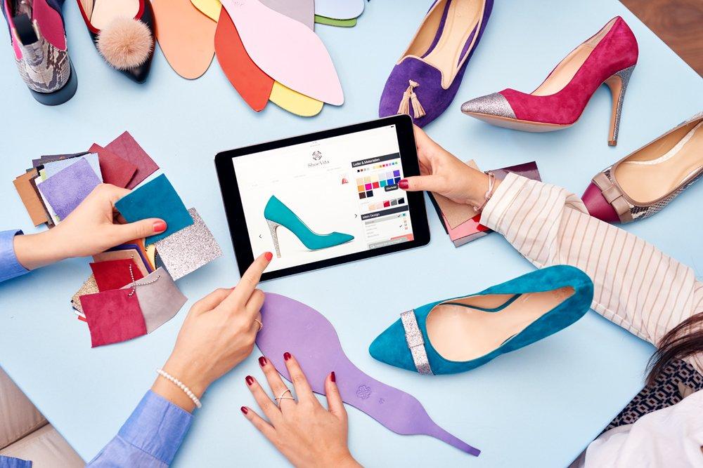 Fotografie Schuhe und Produktfotografie