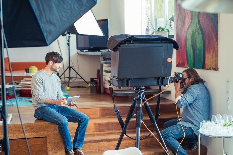 Fotoproduktion Werbefotograf