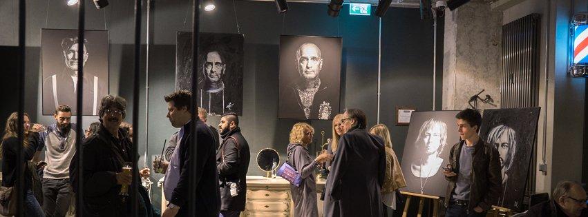 Fotograf Portrait Ausstellung