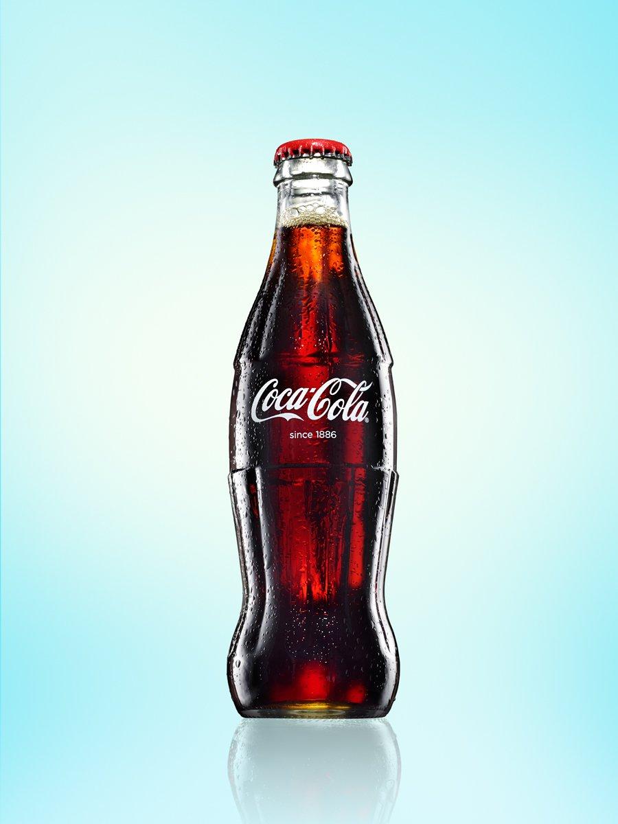 Coke – Produkt Fotografie