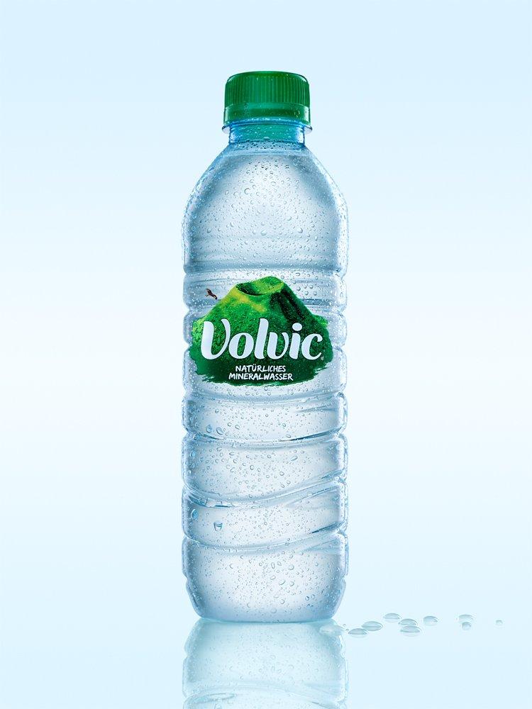 Produktfotografie Wasserflasche