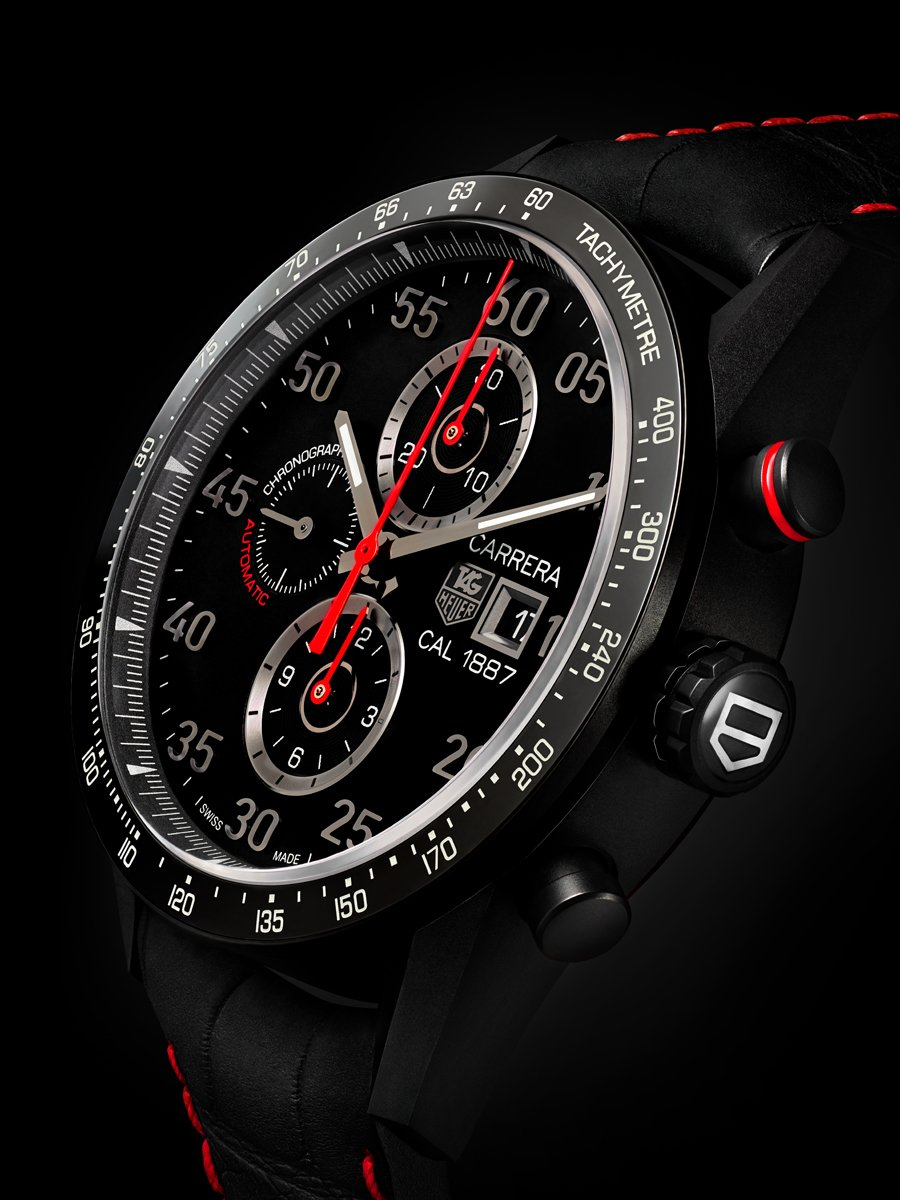 Tag Heuer Watch Photography
